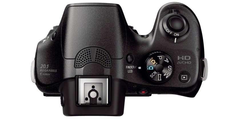 Sony Alpha A300 Profissional DSLR com lente 18-55