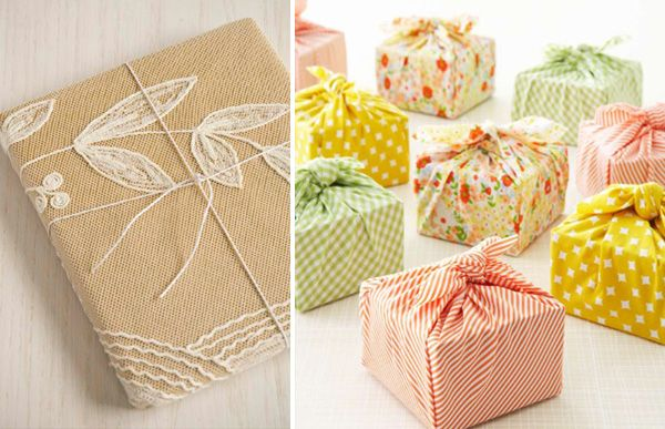 gift wrapping ideas for wedding