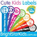 Name Labels from Bright Star Kids