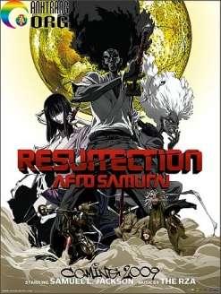 Afro Samurai: Sự Hồi Sinh