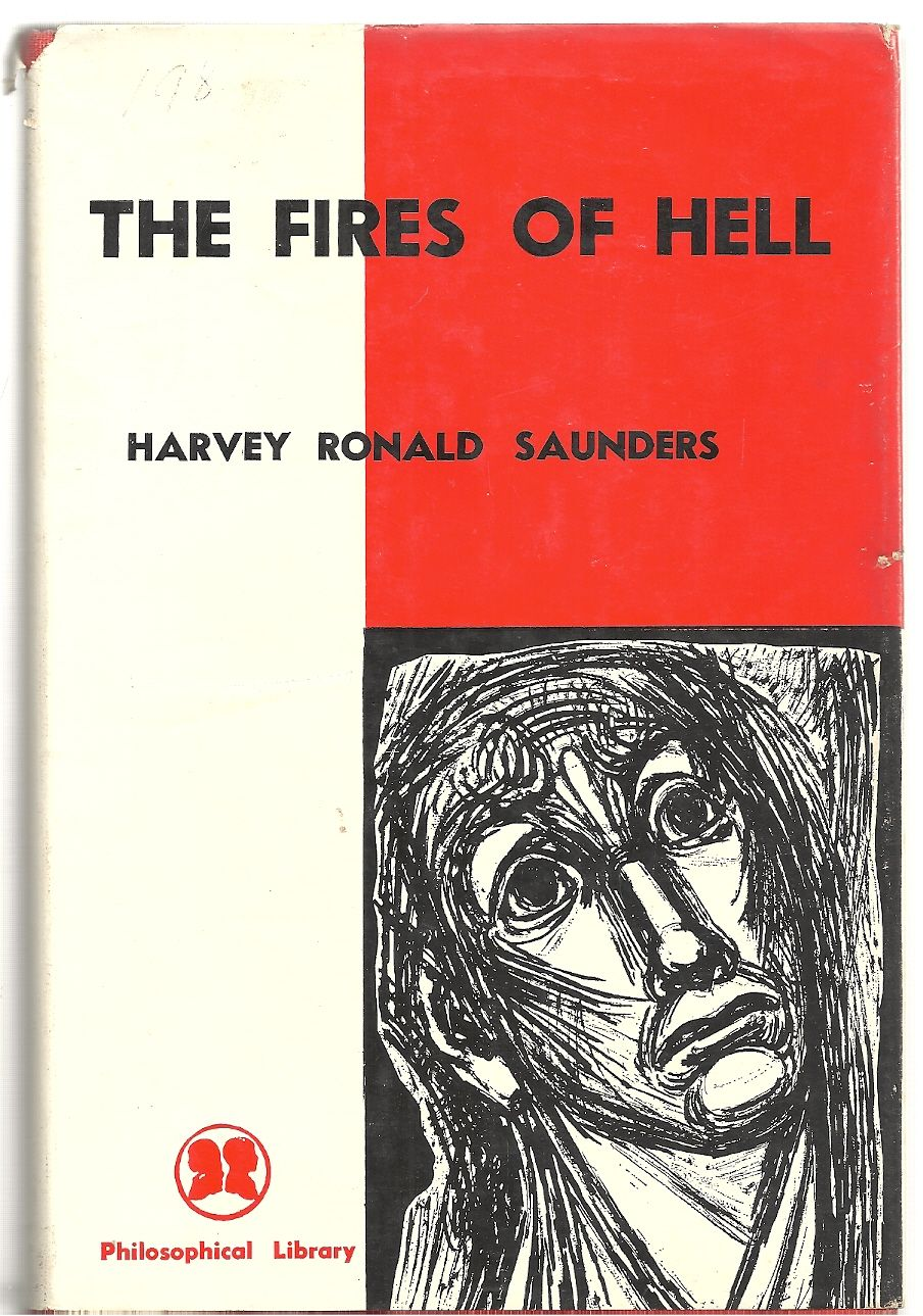 The Fires of Hell, Harvey Ronald Saunders