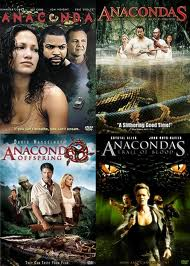 Anaconda 1-2-3-4 Boxset Türkçe Dublaj Mp4