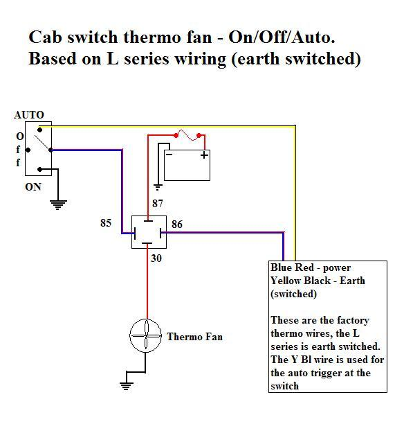 thermo fan switch wiring diagram images as spal thermo fan wiring as spal thermo fan wiring diagram