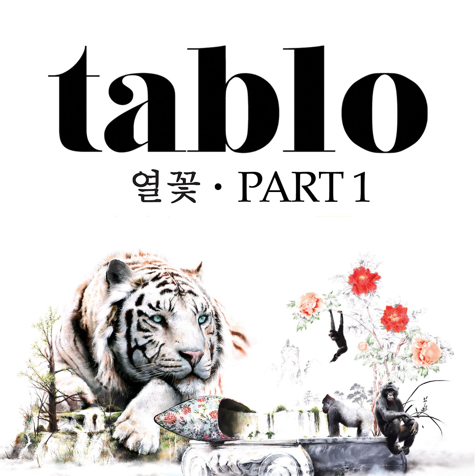 Tablo - Fever's End (Part 1) album cover