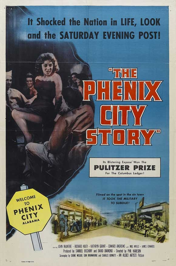 phenixc Phil Karlson   The Phenix City Story (1955)