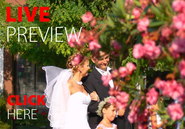 24 Pages Wedding Magazine Version Three