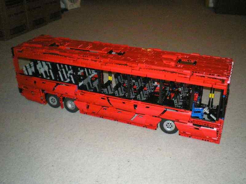 Mattthetubaguy S Creations Lego Technic Mindstorms