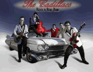THE CADILLACS Casino Espinho
